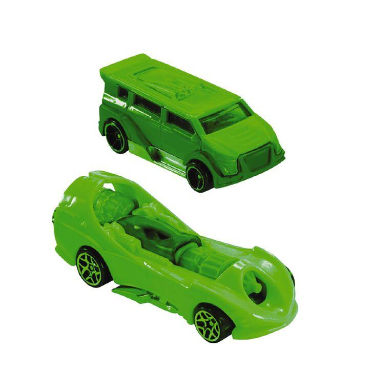 Hot Wheels Colour Reveal 2 Pack Vehicle, , hi-res