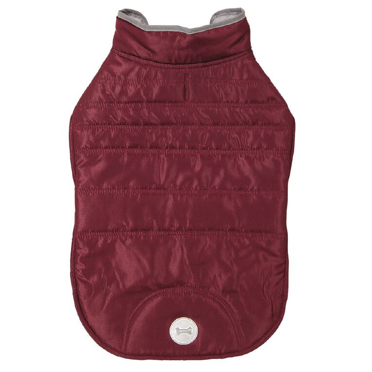 Simply Dog Red Reversible Classic Jacket L, , hi-res