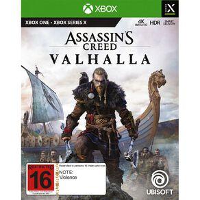Xbox Series X Assassin's Creed Valhalla