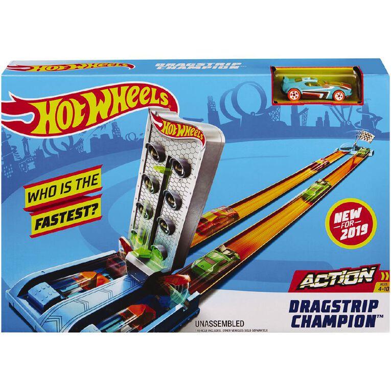 Hot Wheels Championship Trackset Assorted, , hi-res