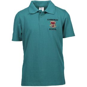 Schooltex Camberley Short Sleeve Polo with Embroidery