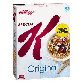 Kelloggs Special K Original Cereal 535g