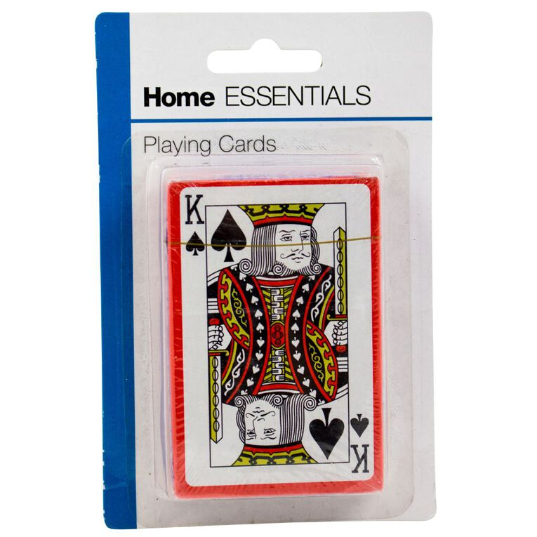 Home Essentials Playing Cards, , hi-res