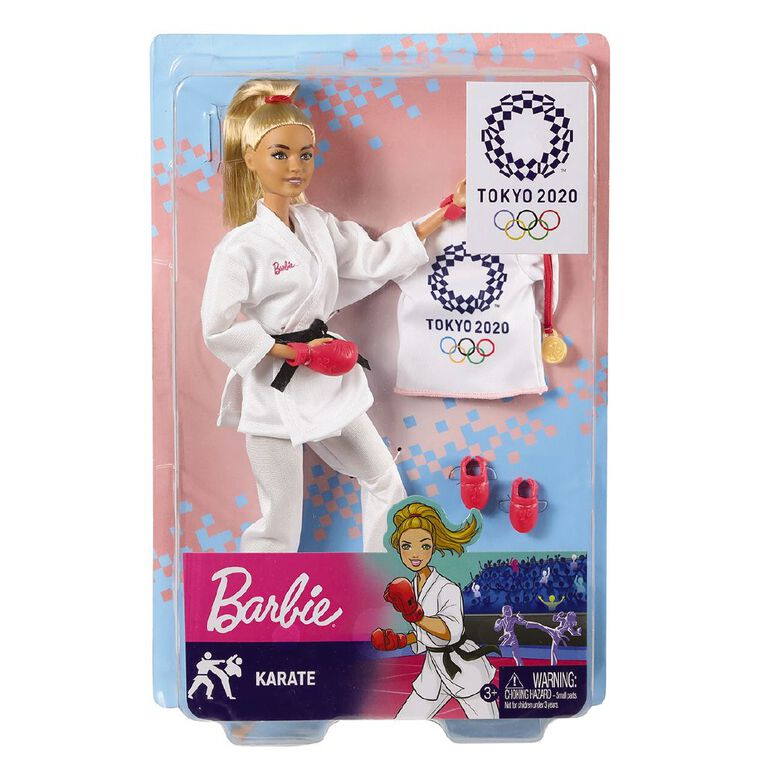 Barbie Olympic Doll Assorted, , hi-res