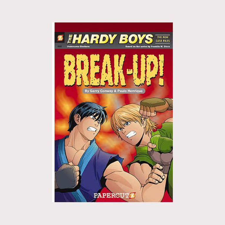 Hardy Boys: The Break-Up by Gerry Conway & Paulo Henrique, , hi-res
