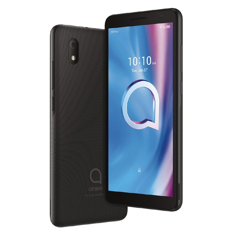 2degrees Alcatel 1B 16GB 4G - Black, , hi-res