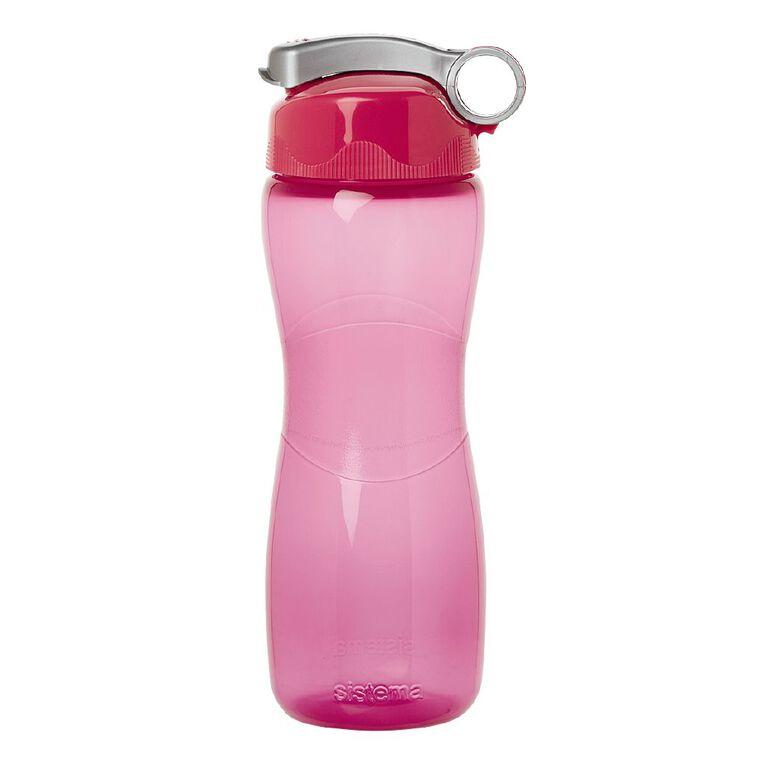 Sistema Hourglass Bottle Assorted 645ml, , hi-res