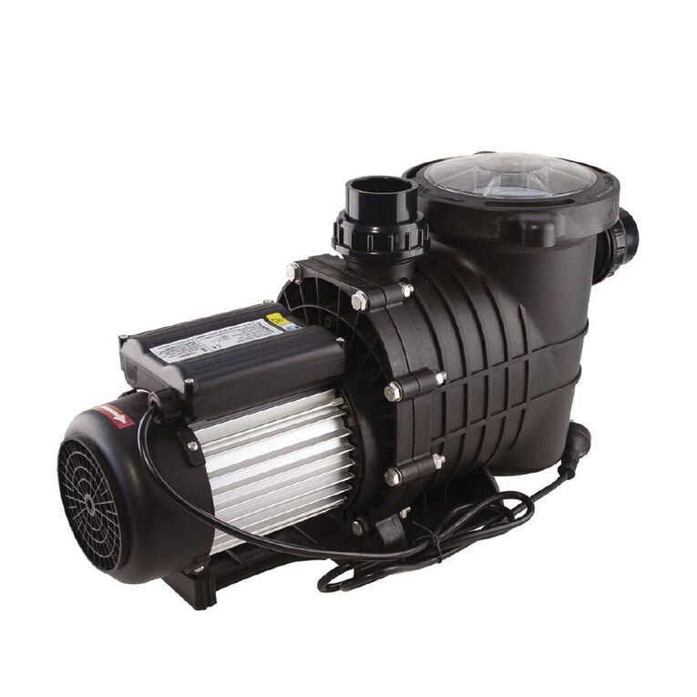 Pool Shed Pool Pump 1.0Hp/750W with 40 & 50mm Unions, , hi-res
