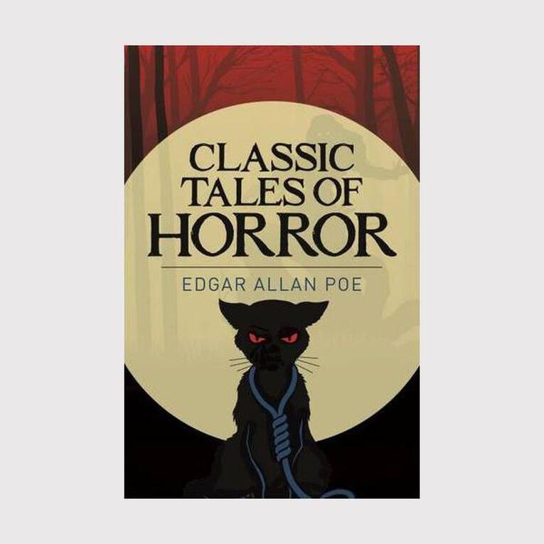 ARC Classics: Classic Tales of Horror by Edgar Allan Poe, , hi-res