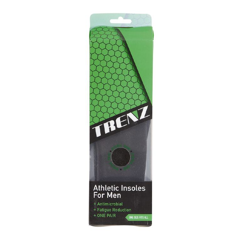 Trenz Athletic Insole Men's, Assorted, hi-res image number null