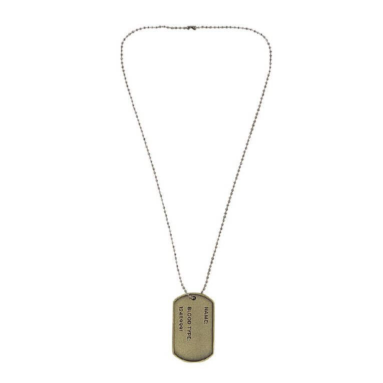 Party Inc Camo Dog Tag Party Favours 6 Pack, , hi-res