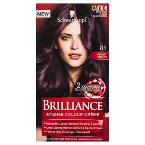Schwarzkopf Brilliance 85 Violet Vision