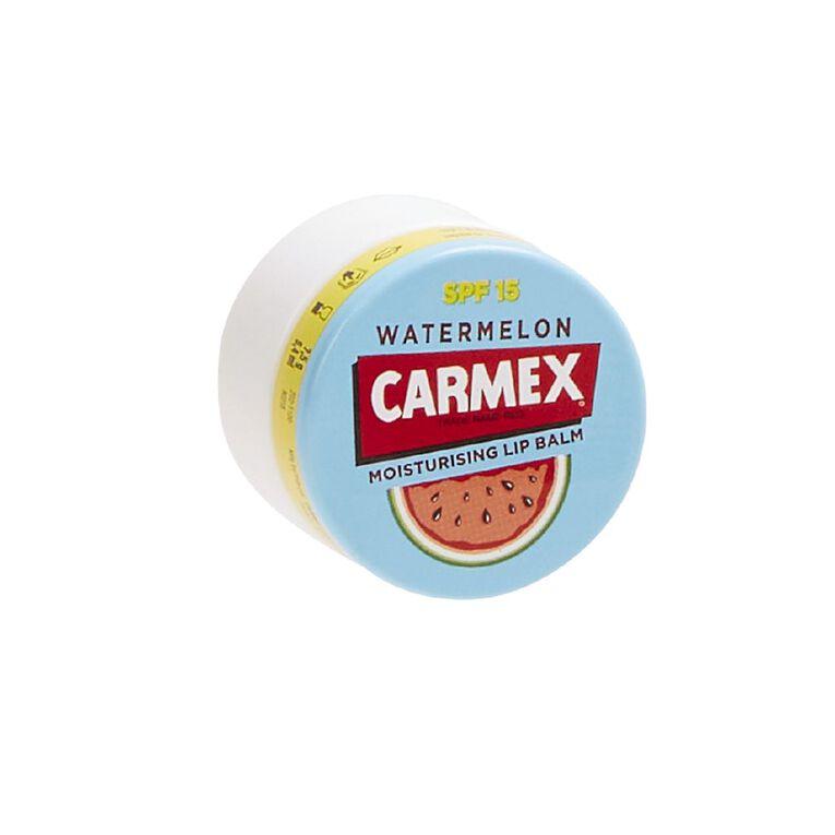 Carmex Moisturising Watermelon Lip Balm, , hi-res
