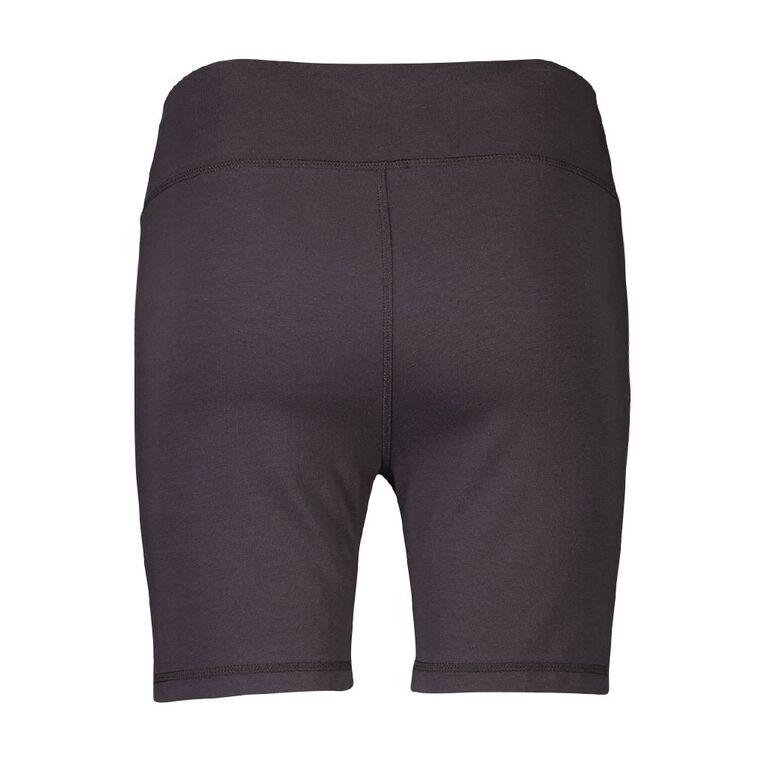 Active Intent Women's Bike Pant Shorts, Grey Dark, hi-res image number null