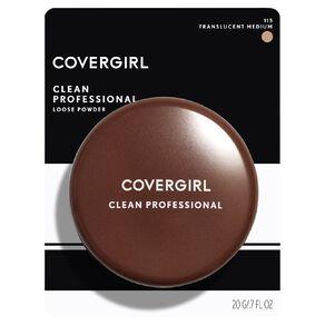Covergirl Professional Finishing Powder Transparent Medium