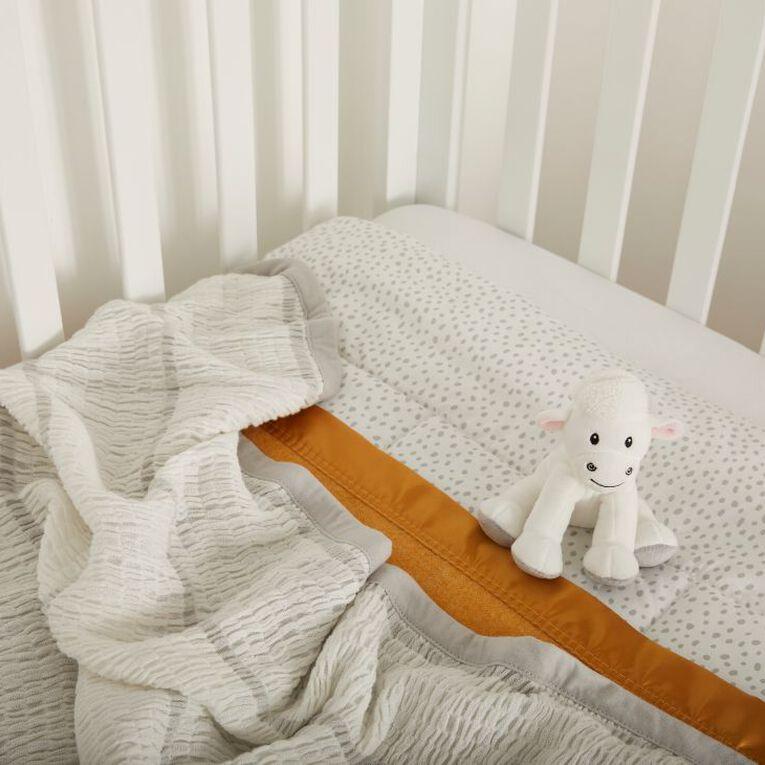 Babywise Lamb Rattle Toy, , hi-res