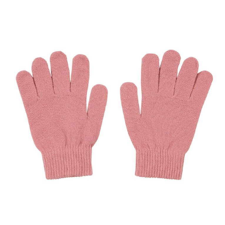H&H Essentials Kids' Entry Gloves FF, Pink, hi-res