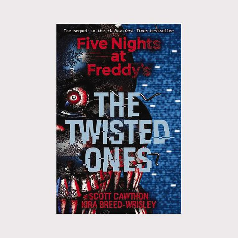 Five Nights at Freddy's #2 The Twisted Ones by Scott Cawthon, , hi-res