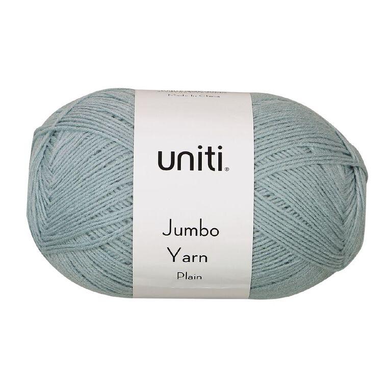 Uniti Yarn Jumbo 8 Ply Mint 300g, , hi-res