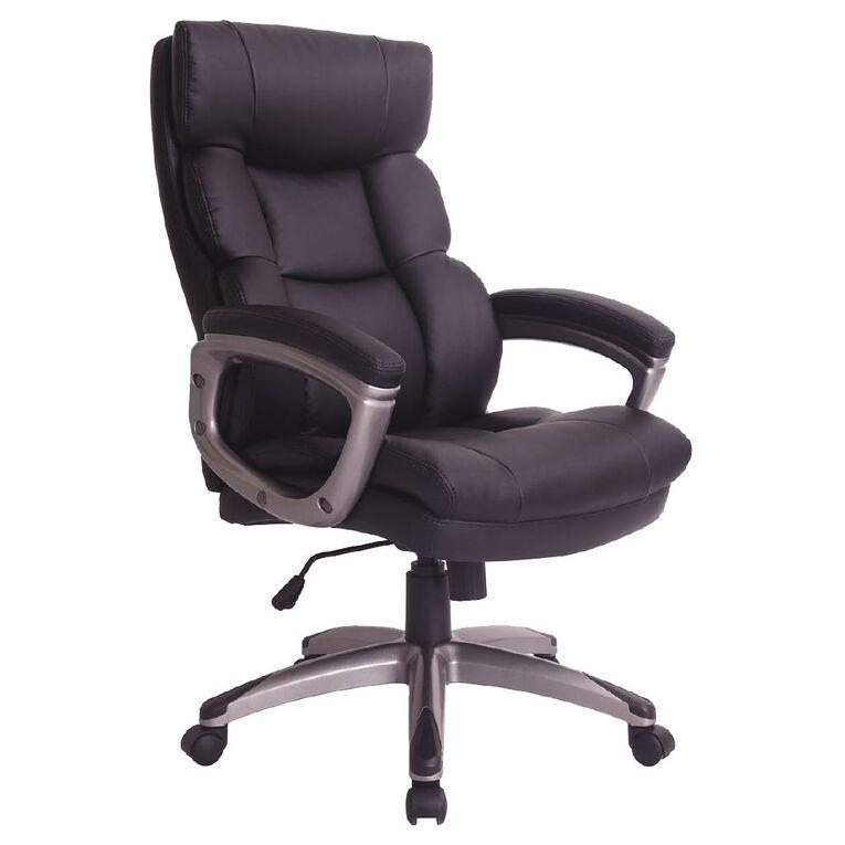 Workspace McKinley Chair Black, , hi-res