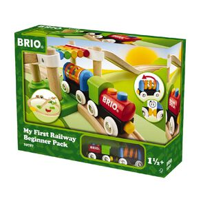 Brio My First Railway Beginner Pack 18 Pieces