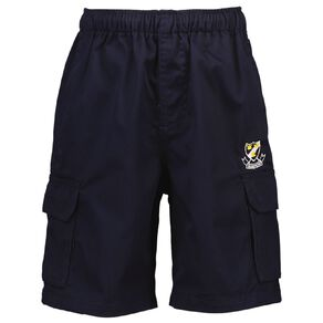Schooltex Onewhero Area School Drill Shorts with Embroidery