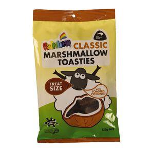 Rainbow Classic Marshmallow Toasties 150g