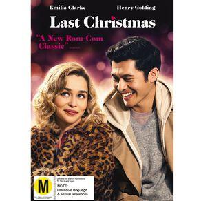 Last Christmas DVD 1Disc