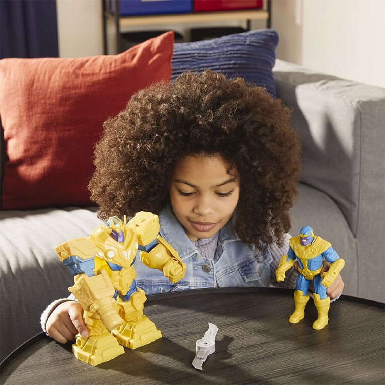 Marvel Avengers Mech Strike Deluxe Figure Assorted, , hi-res