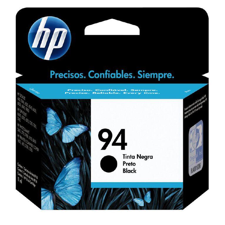 HP Ink 94 Black (480 Pages), , hi-res