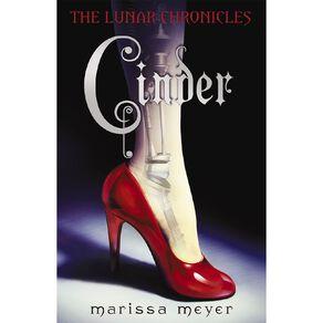Lunar Chronicles Cinder #1 by M Meyer