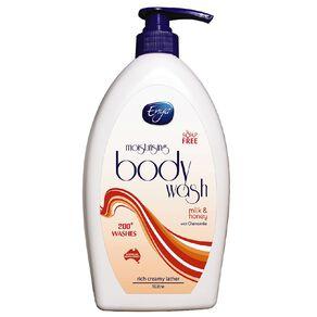 Enya Body Wash Milk & Honey with Chamomile 1L