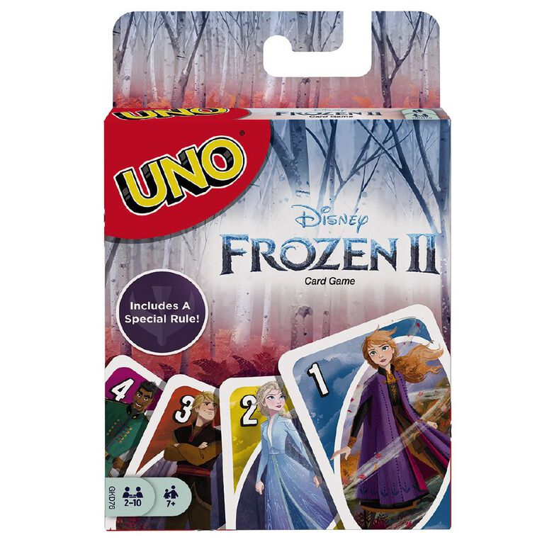 UNO Frozen 2, , hi-res