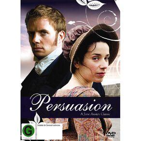 Persuasion (2007) DVD 1Disc