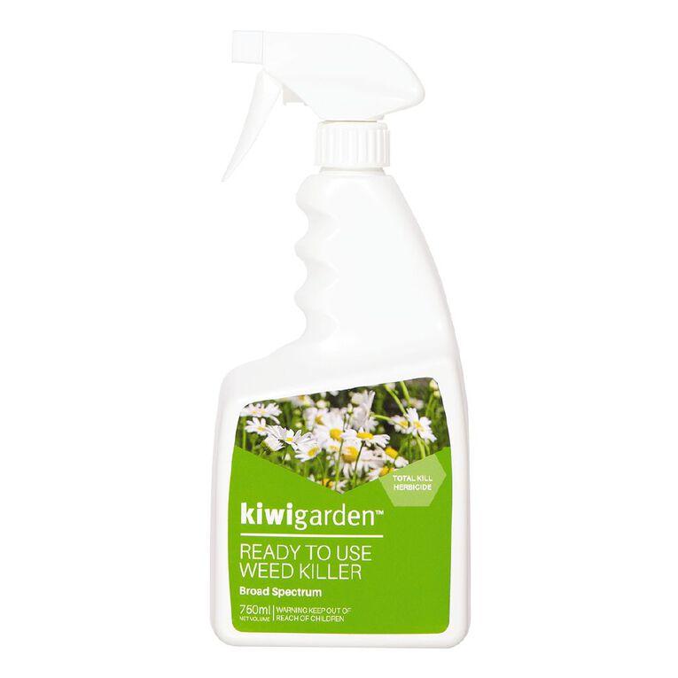 Kiwi Garden Ready to Use Weedkiller 750ml, , hi-res