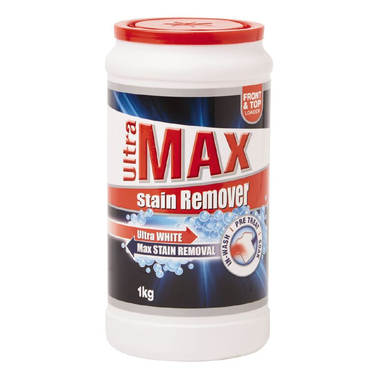 Ultra Max Fabric Stain Remover 1kg, , hi-res