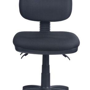 Workspace Ergo 3 Lever Midback Chair Black