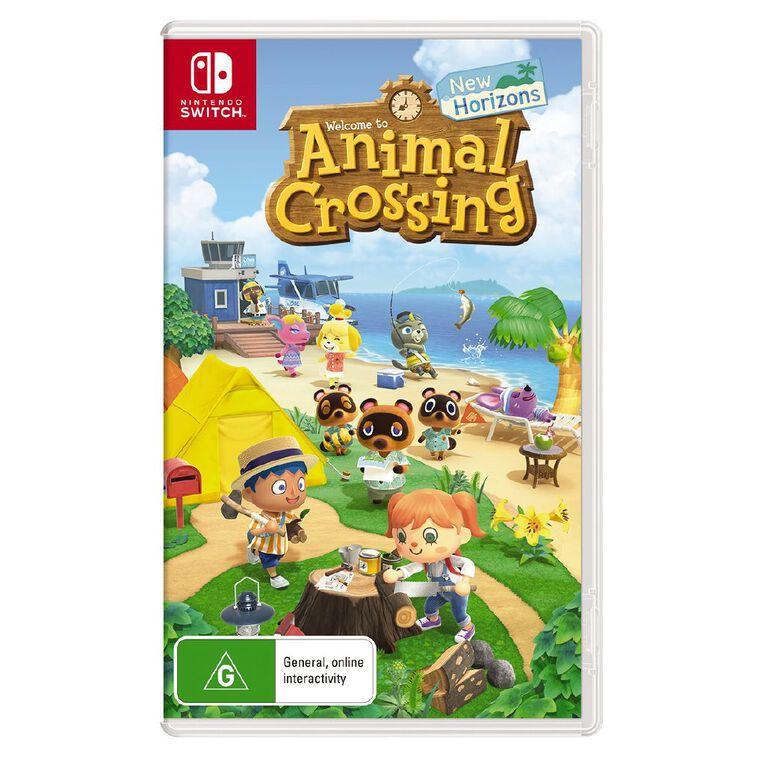 Nintendo Switch Animal Crossing: New Horizons, , hi-res