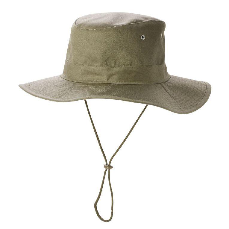 H&H Basic Cricket Hat, Khaki, hi-res