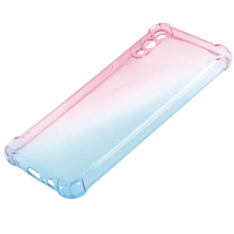Samsung A02 Phone Case Pink/Blue, , hi-res