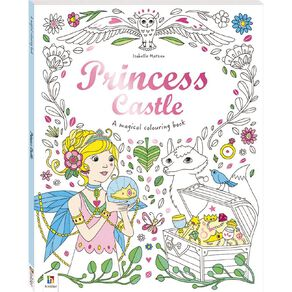 Magical Colouring Book: Princess Castle