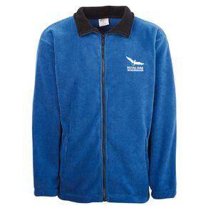 Schooltex Royal Oak Intermediate Polar Fleece Jacket with Embroidery