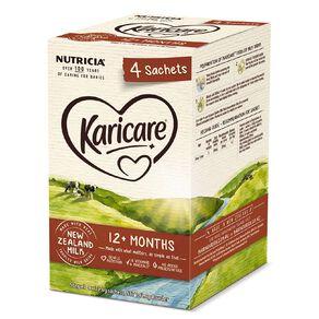 Karicare + 3 Toddler Growing Up Milk (4X4X35.6g)