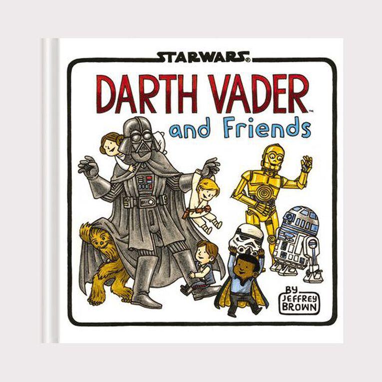 Star Wars: Darth Vader & Friends by Jeffrey Brown, , hi-res