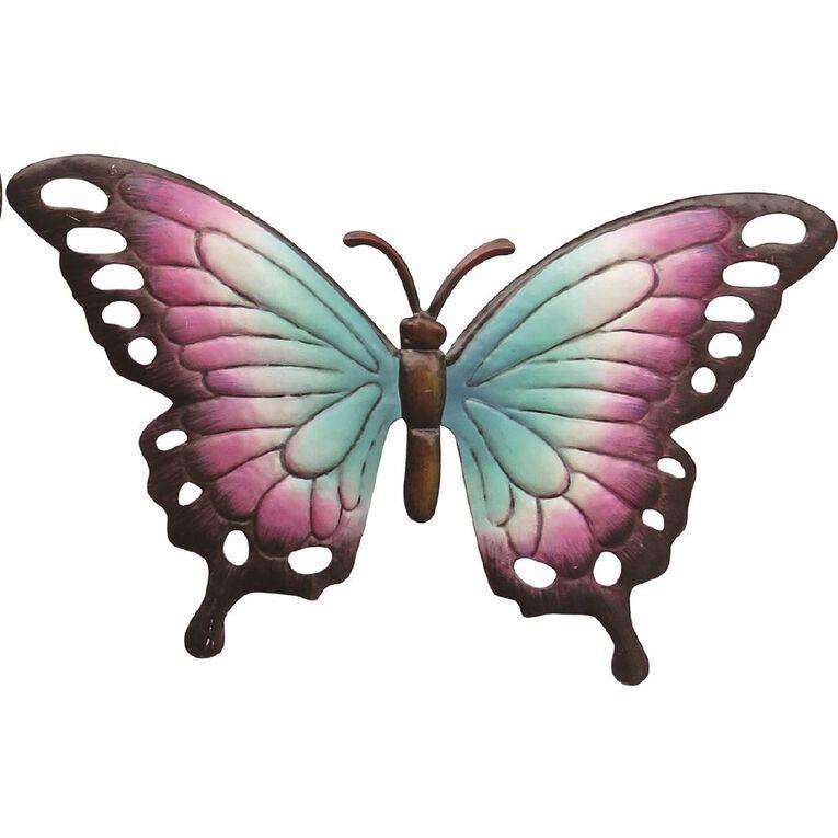 Kiwi Garden Butterfly Wall Art Assorted, , hi-res