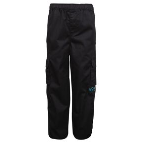 Schooltex Waipu Drill Cargo Pants with Embroidery