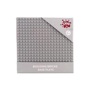 Play Studio Building Bricks Base Plate Assorted 16cm