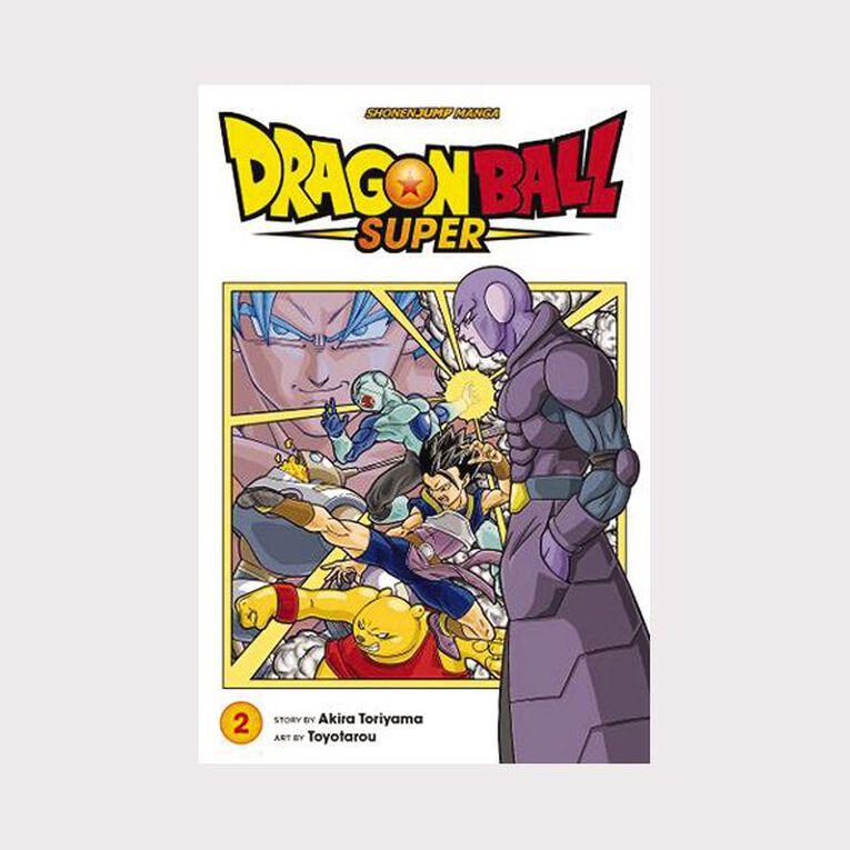 Dragon Ball Super Vol #2 by Akira Toriyama, , hi-res