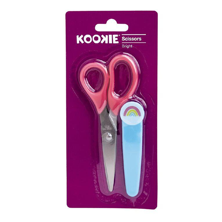 Kookie Bright Scissors Rainbow Pink, , hi-res