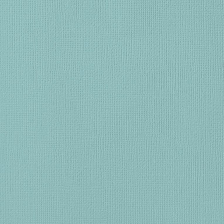 American Crafts Cardstock Textured Robin 12in x 12in, , hi-res
